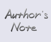 Authors Note Linda Frank